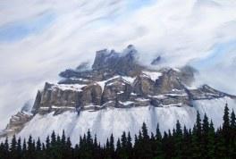 Castle Mountain Shroud