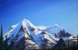 Mt Robson Approach
