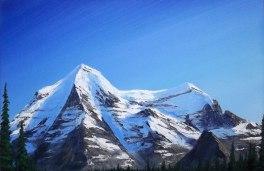 Mt-Robson-Approach