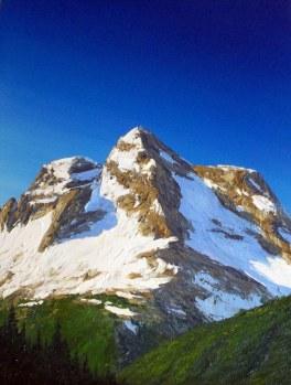 Mt Begbie