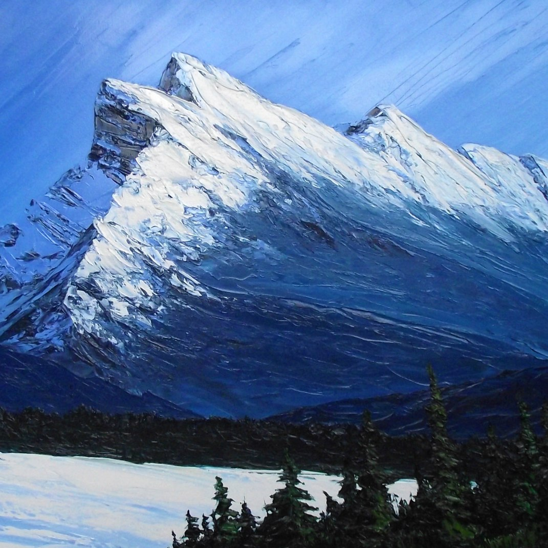 Mt Rundle
