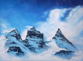 The Three Sisters Clouds