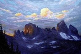 Valhalla Sunset Enigma